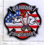 Connecticut - Bantam Fire Dept Patch