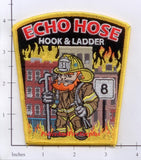 Connecticut - Echo Hose Hook & Ladder Fire Dept Patch v1