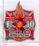 Connecticut - Hartford Engine 10 Fire Dept Patch v1