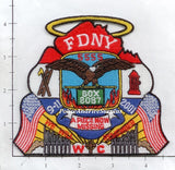 FDNY - A Piece Now Missing Box 8087 patch v4