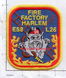 New York City Engine  58 Ladder 26 Fire Patch v26