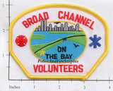 New York City Broad Channel Volunteer Fire Dept Patch v6
