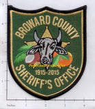 Florida - Broward County Sheriff Police Dept Patch