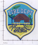 Florida - Coral Springs Fire Rescue Patch