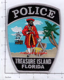 Florida - Treasure Island Police Dept Patch