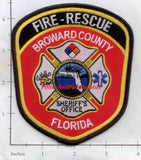 Florida - Broward County Fire Rescue Patch v1