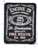Florida - Fort Lauderdale Engine 29 Fire Dept Patch