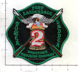 Florida - Fort Lauderdale Ladder 2 Fire Dept Patch