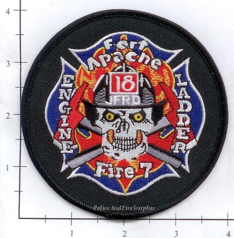Florida - Jacksonville Station 18 Fire Dept Patch