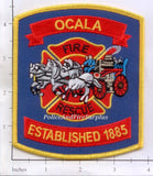 Florida - Ocala Fire Rescue Fire Patch