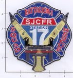 Florida - Saint John's County Station 17 Fire Dept Patch