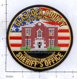 Georgia - Glascock Conty Sheriff's Office Police Dept Patch
