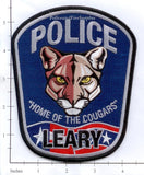 Gerogia - Leary Police Dept Patch