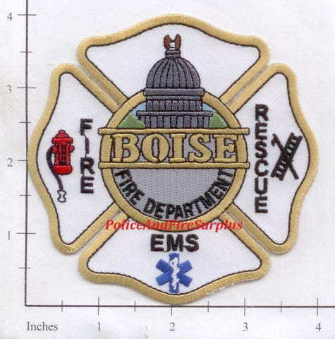 Idaho - Boise Fire Dept Patch