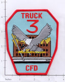 Illinois - Chicago Ladder  3 Fire Dept Patch v2