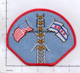 Illinois - Chicago Dispatcher Fire Dept Patch