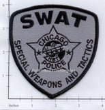 Illinois - Chicago SWAT Police Dept Patch
