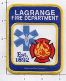 Illinois - LaGrange Fire Dept Patch v1