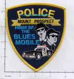 Illinois - Mount Prospect Police Dept Patch
