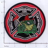 Indiana - Churubusco Fire Dept Patch