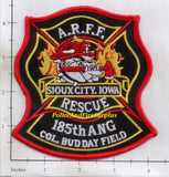Iowa - Sioux City, Colonel Bud Day Field ARFF Rescue Fire Dept Patch