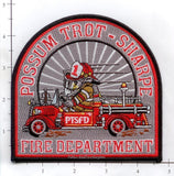 Kentucky - Possum Trot - Sharpe Fire Dept Patch