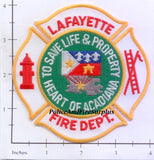 Louisiana - Lafayette Fire Dept Patch v1