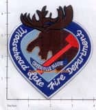 Maine - Moosehead Lake Fire Dept Patch