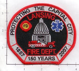 Michigan - Lansing Fire Dept Patch v2