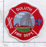 Minnesota - Duluth Fire Dept Patch