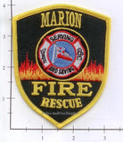 Mississippi - Marion Fire Rescue Fire Dept Patch