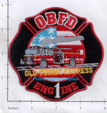 Mississippi - Olive Branch Engine 1 Fire Dept Patch