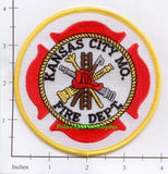 Missouri - Kansas City Fire Dept Patch