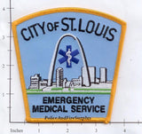 Missouri - Saint Louis Emergency Medical Service Fire Dept Patch