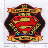 Missouri - St Louis Engine  2 Medic  2 Ladder  2 Fire Dept Patch v2