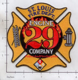 Missouri - St Louis Engine 29 Fire Dept Patch