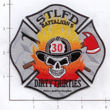 Missouri - St Louis Engine 30 Battalion 5 Fire Dept Patch