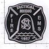 Missouri - Saint Louis Tactical Medical Fire Dept Patch