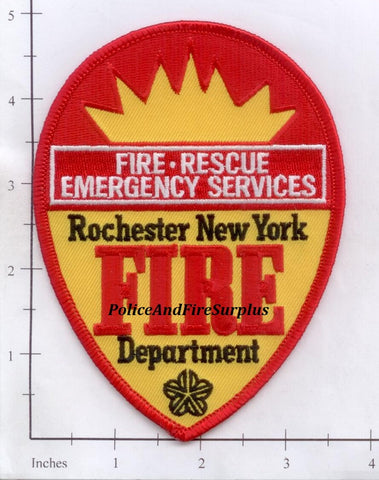 New York - Rochester Fire Dept Patch v2