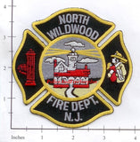 New Jersey - North Wildwood Fire Dept Patch