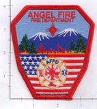 New Mexico - Angel Fire, Fire Dept Patch v1