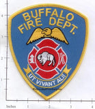 New York - Buffalo Fire Dept Patch v1