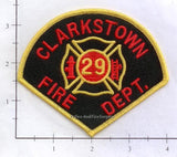 New York - Clarkstown Fire Dept Patch v1