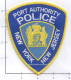 New York New Jersey Port Authority Police Dept Patch v1
