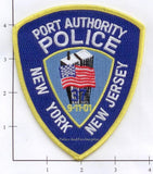 New York New Jersey Port Authority Police Dept Patch v2 9-11