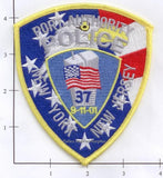 New York New Jersey Port Authority Police Dept Patch v3 9-11