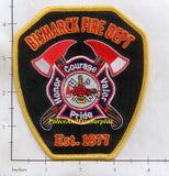 North Dakota - Bismarck Fire Dept Patch v1