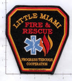 Ohio - Little Miami Fire & Rescue Patch v1