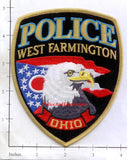 Ohio - West Farmington Police Dept Patch