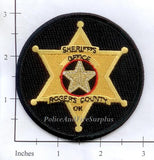 Oklahoma - Rogers County Sheriff's Office Police Dept Patch